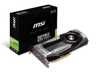 MSI GTX 1080 Ti Founders Edition