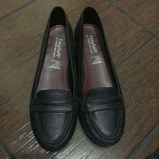 Easysoft Black Shoes