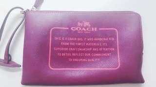 Coach 化妝包