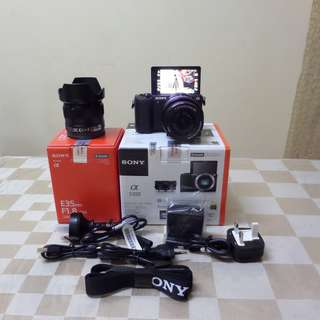 Sony a5100 (used)