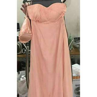 Long gowns preloved