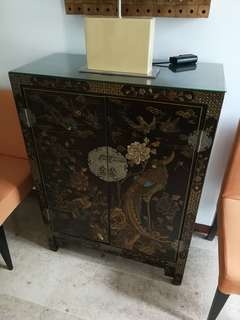 Imported Antique Chinese Cabinet