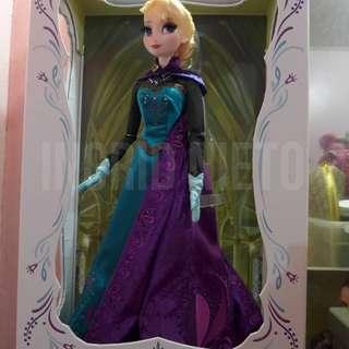 Disney Limited Edition Frozen Elsa Coronation Doll
