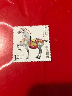 中國郵票-2014年馬年