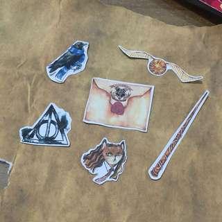 Harry Potter Stickers 40 pcs