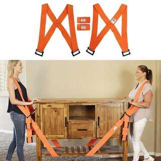 Moving Belt Suspenders