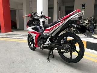 Yamaha X1R