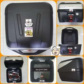 1007-- GIVI BOX B32 BOLD new model 😆😆😆 (YAMAHA SPARK,JUPITER, HONDA, SUZUKI)
