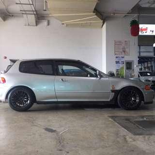 Honda Civic Eg6 VTI 3M