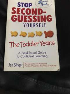 "Book on ""parenting"""