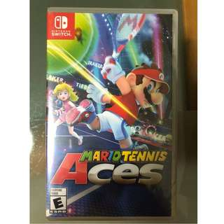 🚚 Mario Tennis Aces - Nintendo Switch