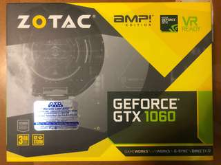 Zotac 1060 3gb
