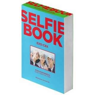 EXO CBX SELFIE BOOK