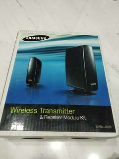 Samsung Wireless Transmitter and receiver Module kit