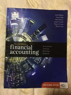 Financial Accounting Second Edition IFRS