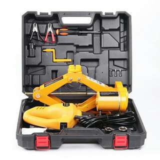 Jack Vehicle Equipment 12V Electric Wrench Tool Electric Repair Tools