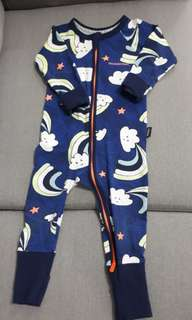 Authentic Bonds Wondersuit (6-12m)