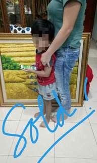 Sold : Lukisan Bali