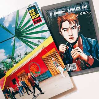 EXO: The War Album (Regular A version)