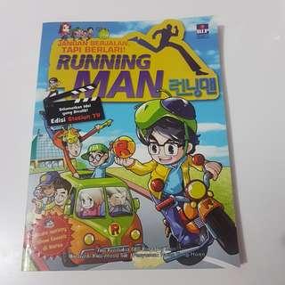 Running Man Komik