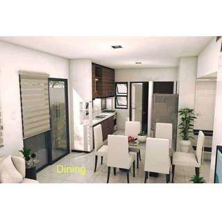 House and lot for sale in Banawa