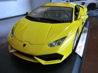 全新 1/18 MAISTO Lamborghini Huracan LP610-4 林寶堅尼