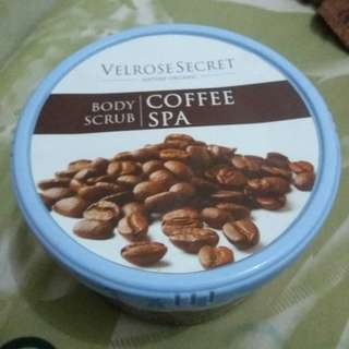 Velrose Secret Body Scrub