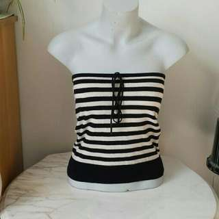 CLUB MONACO XS TUBE TOP EUC