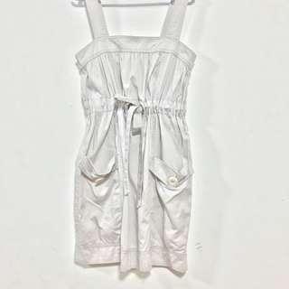 Maong Dress (Greyish)