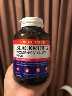 60 tablets Women's Vitality Multi Blackmores