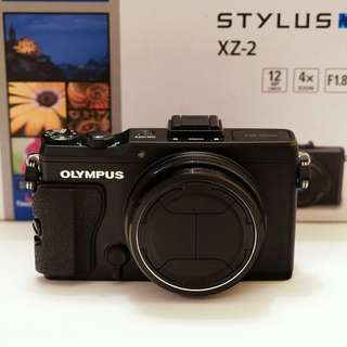 九成新Olympus XZ2 B (XZ1可參考)