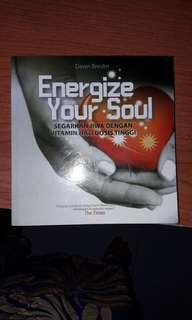 Buku energize your soul oleh dawn breslin
