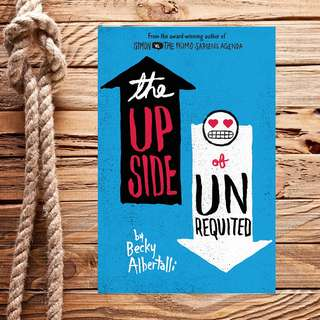 FREE! The Upside of Unrequited by Becky Albertalli