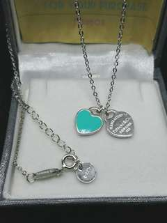 New Sterling 925 Necklace