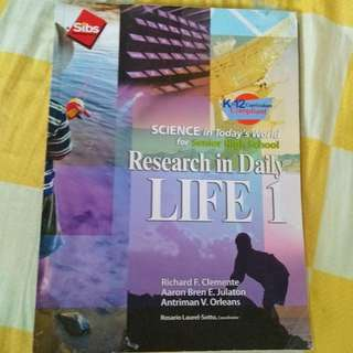 Research in Daily Life 1
