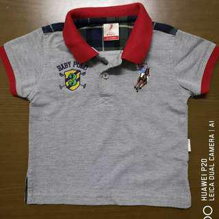 Baby Polo Shirt (price reduced)