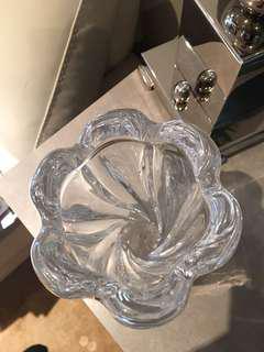 Real crystal vase