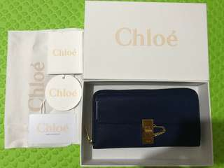 Chloe Drew Long Wallet