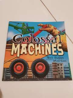 Colossal Machines(new)