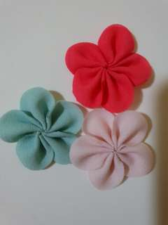 Customise hair clips and hand bands