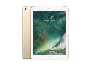 5TH GEN 2017 iPAD WI-FI CELLULAR 128GB (gold)