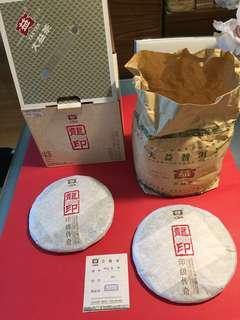 大益龍年特制普洱生茶餅:[龍印], 印級傳奇