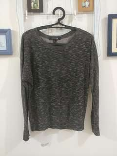 Forever 21 sweater #maudecay