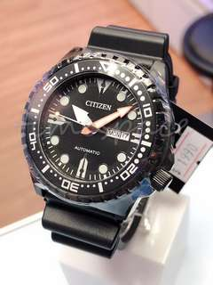 CITIZEN Automatic NH8385-11E (機械自動錶)
