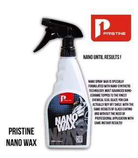 Nanowax by pristine