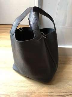 Hermes Picotin 22 黑色