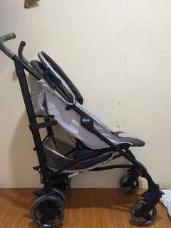 Brandnew Chicco Liteway Stroller Almond