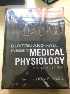 Guyton and Hall Medical Physiology