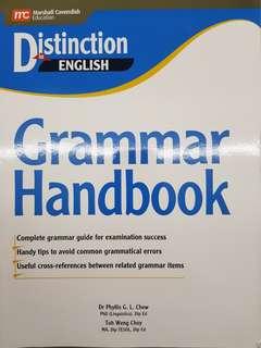 Marshall Cavendish English Grammar Handbook