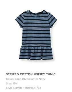 Ralph Lauren Cotton Jersey Tunic